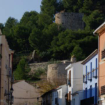 Alcoi - Pego - Dénia