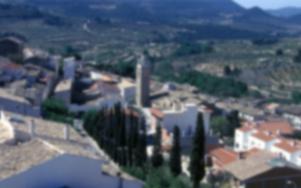 Alicante - San Juan - Xixona - Torremanzanas