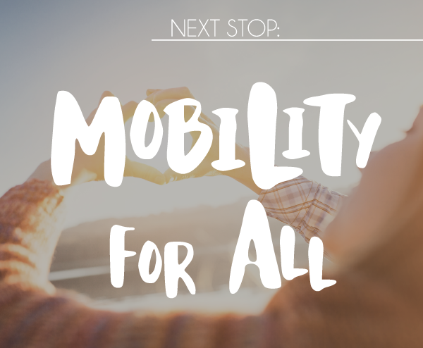 Slider- mobility for all