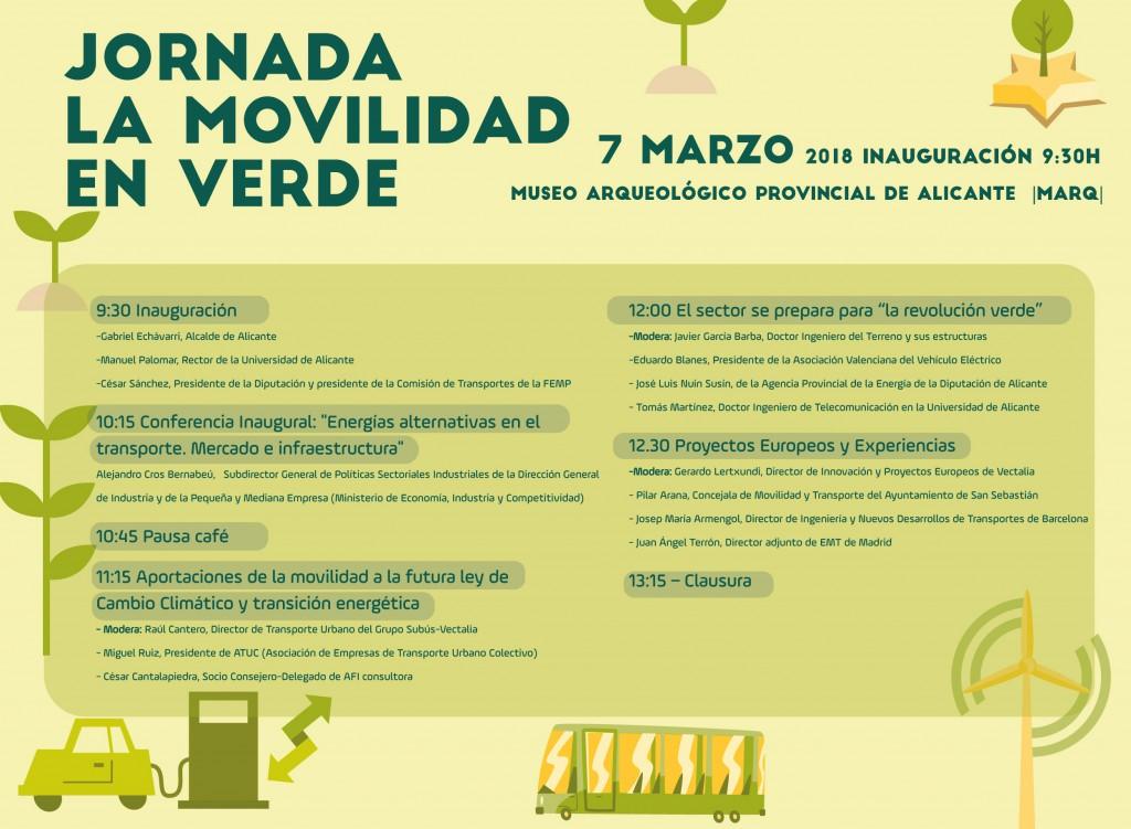 Jornada la Movilidad en Verde