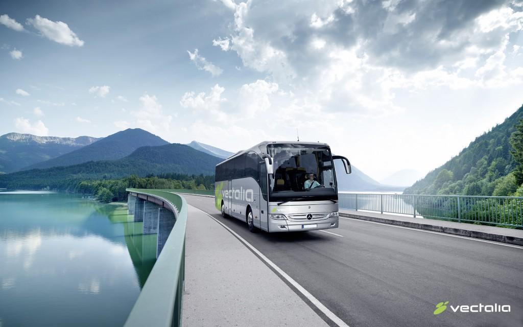Nueva flota de autocares de Vectalia Movilidad