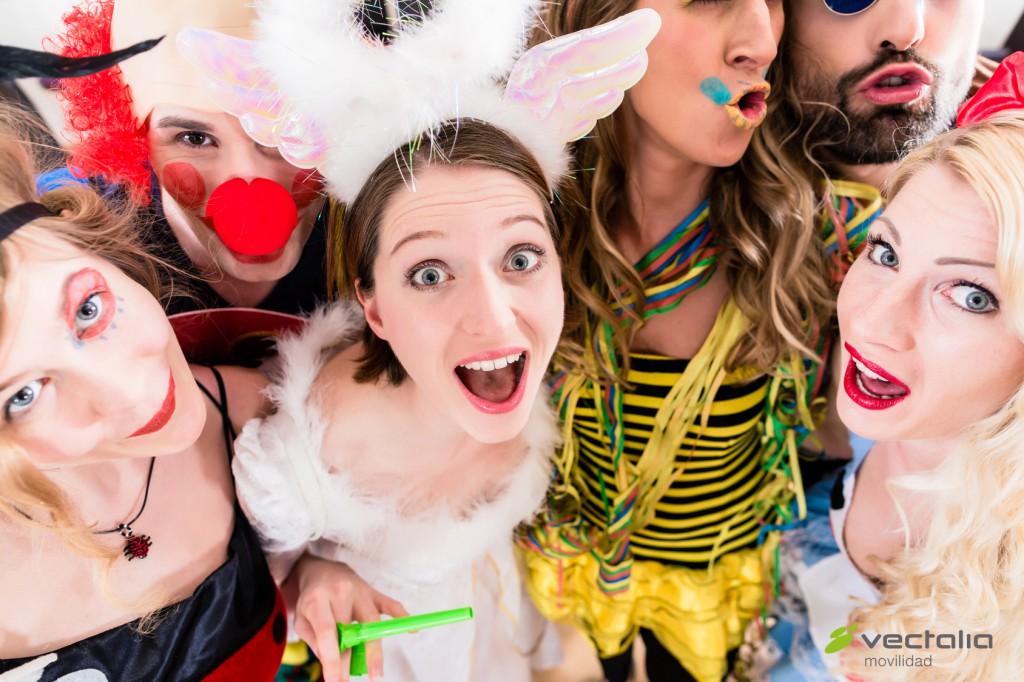 Servicios especiales Carnaval Alicante
