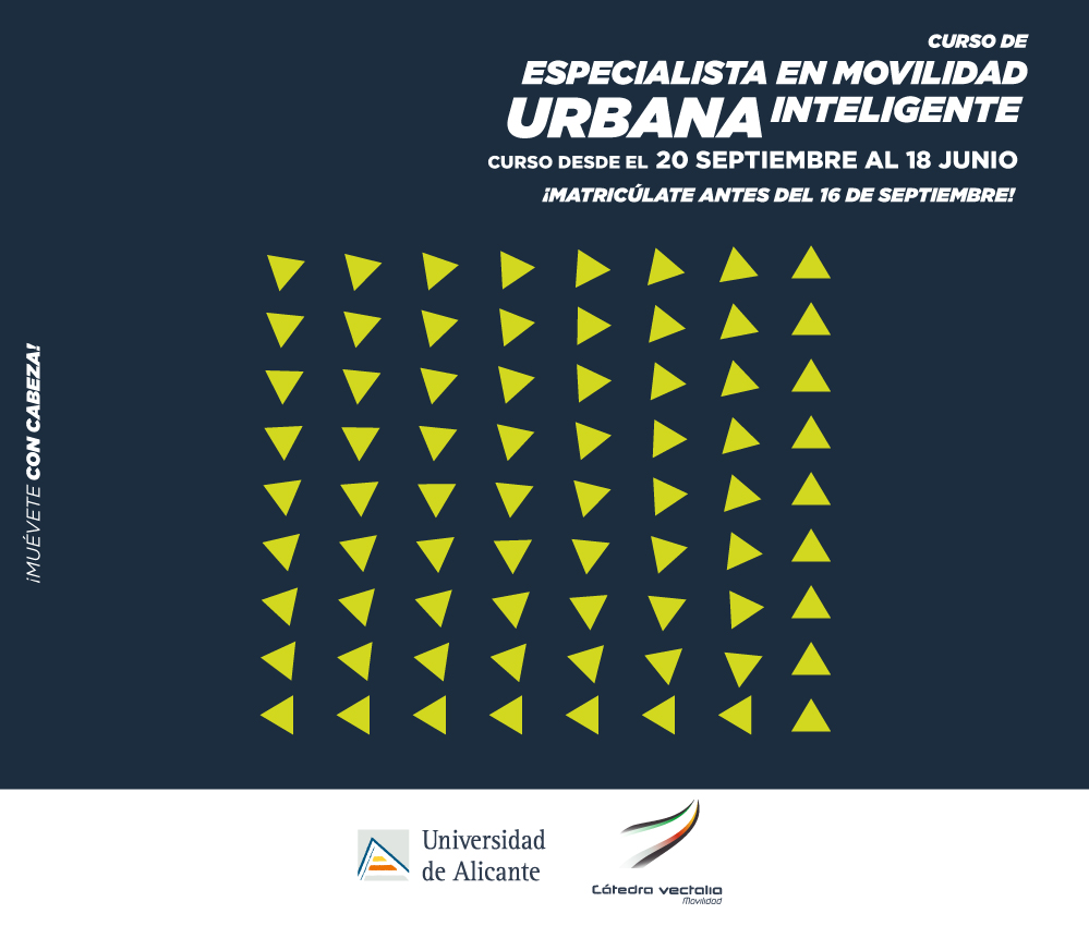 Curso Especialista en Movilidad Urbana Inteligente