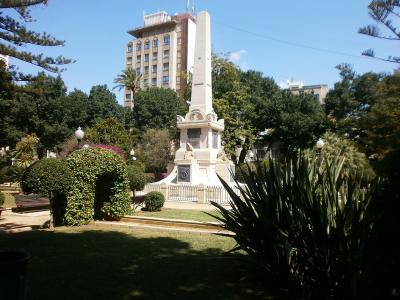 Panteón de Quijano, historia en una parada