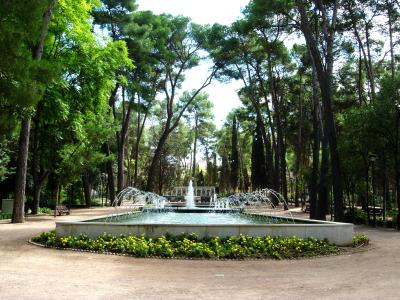 """Parque Abelardo Sánchez:  un pulmón en el """"Nueva York"""" de La Mancha"""
