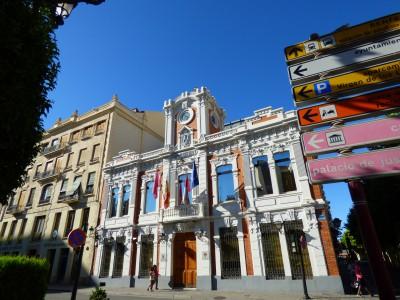 Viajamos al pasado de la Plaza de Altozano