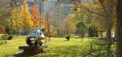 Parque del Príncipe: Corazón y pulmón de Cáceres II